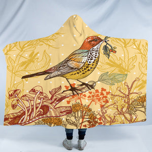 Lively Sparrow SW2469 Hooded Blanket