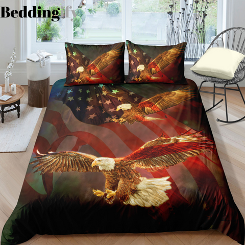 American Eagle Bedding Set - Beddingify