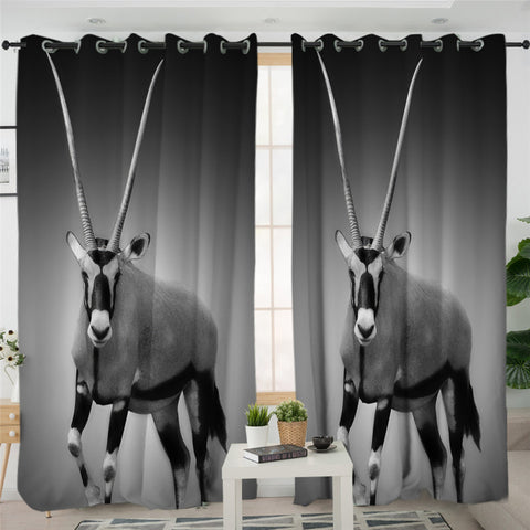 Image of Antelope 2 Panel Curtains