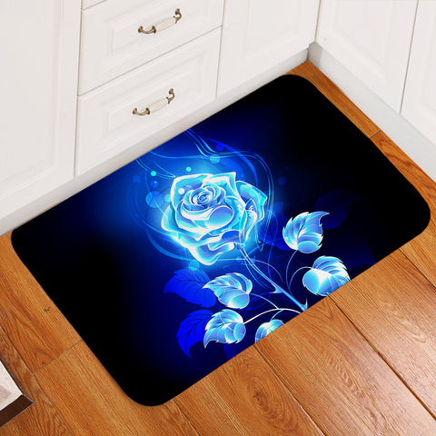 Image of Ethereal Rose Door Mat
