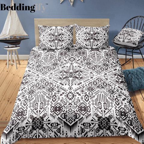 Indian inspired - Choctaw Aztec Bedding Set - Beddingify