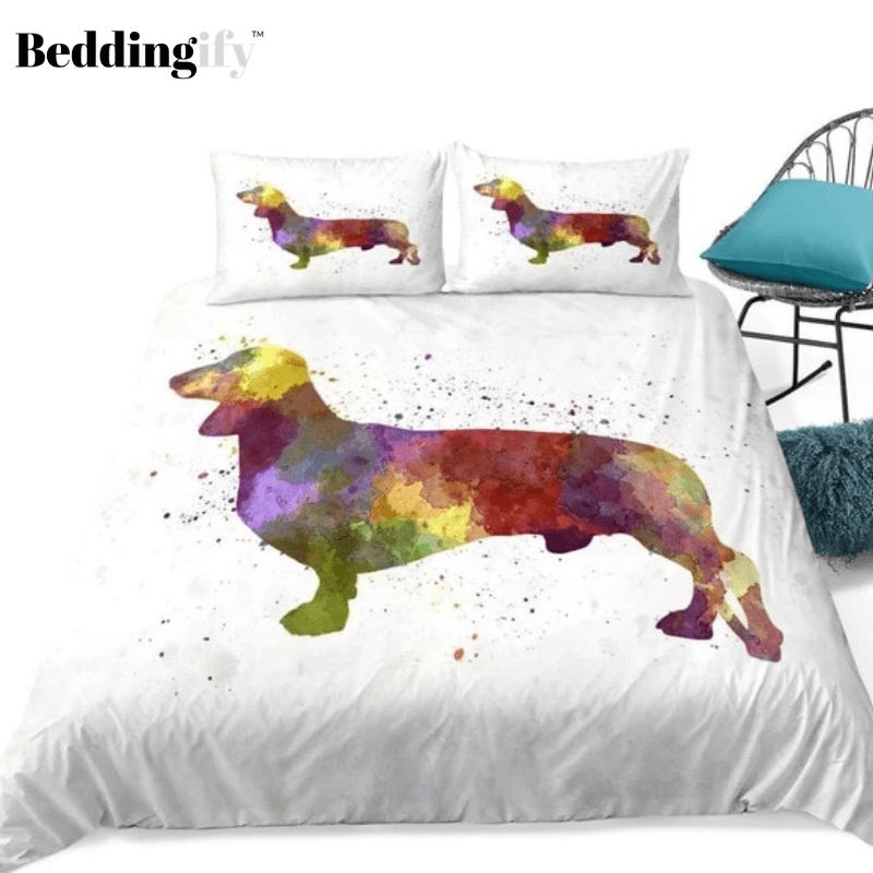 Colorful Dog Bedding Set - Beddingify