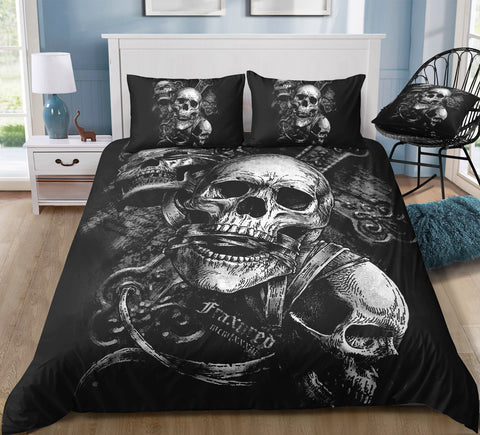 Skull GWBJ22759 Bedding Set