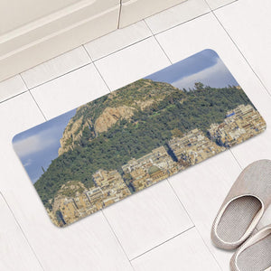 Athens Greece Aerial View Rectangular Doormat