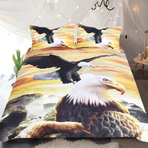 Eagles Comforter Set - Beddingify