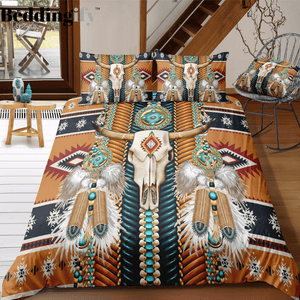 Apache Pattern Bedding Set - Beddingify