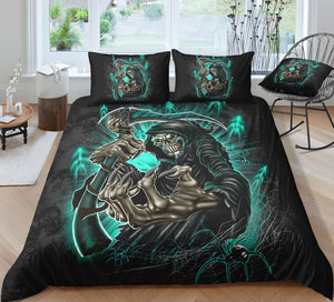 C3 Skull GWBJ22610 Bedding Set