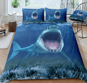 Shark Jaw Bedding Set - Beddingify