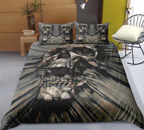 Image of E5 Skull Bedding Set