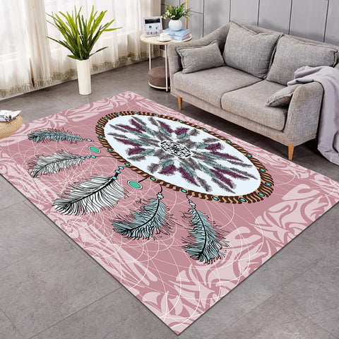 Image of Dreamcatcher Pink GWBJ14165 Rug