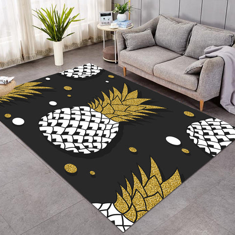 Image of Glided Pineapple GWBJ14361 Rug