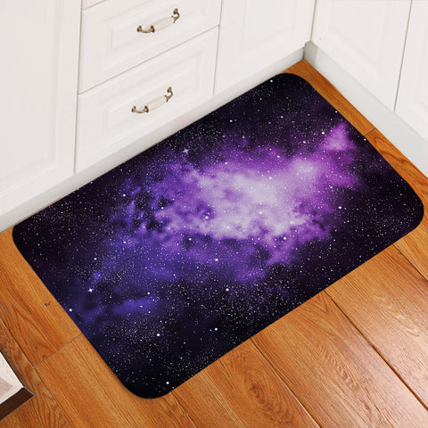 Image of Nebula Door Mat