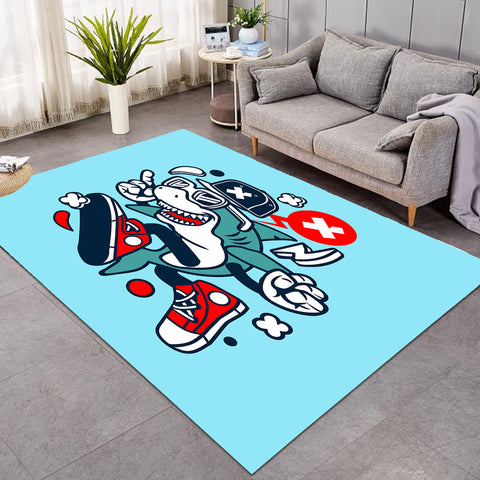 Image of Cool Shark GWBJ14996 Rug