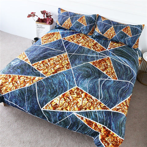 Geometric Bedding Set - Beddingify