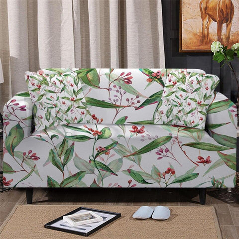 Image of Tropical Delight Sofa Cover - Beddingify