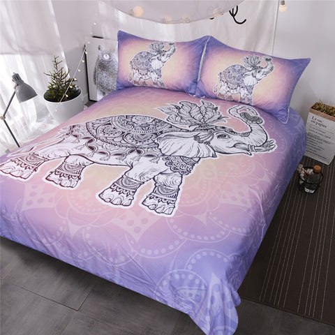 Royal Elephant Bedding Set - Beddingify