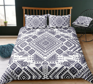 Indian inspired - Aztec Pattern Bedding Set - Beddingify