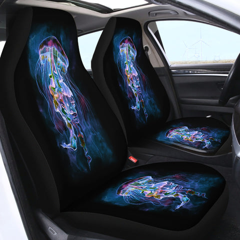 Jellyfish SWQT0987 Car Seat Covers