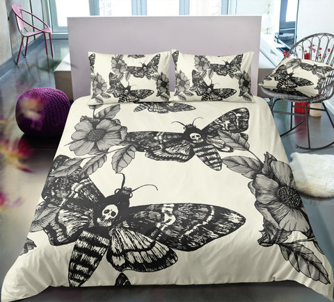 Image of L8 Skull Bedding Set