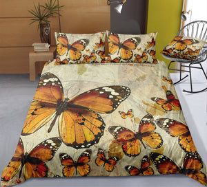 Memorable Butterflies Bedding Set - Beddingify