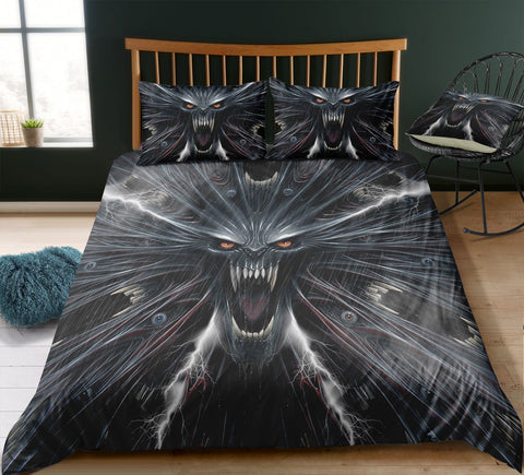 N5 Skull Bedding Set