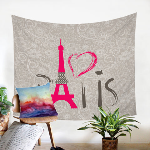 Paris SW0446 Tapestry
