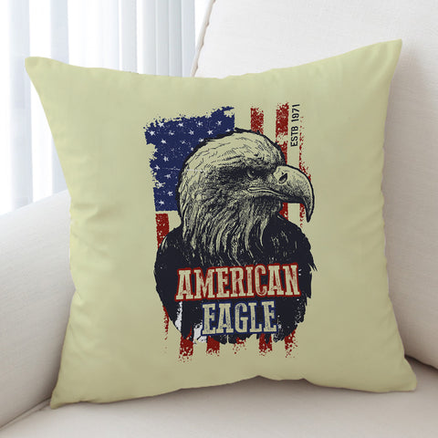Image of American Eagles SWKD1844 Cushion Cover