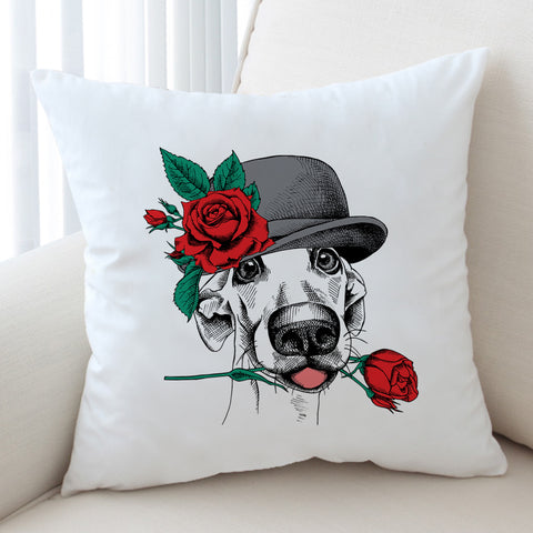 Image of Miss Doberman SWKD2530 Cushion Cover