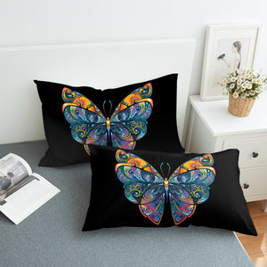 Exotic Butterfly SWZT1105 Pillowcase