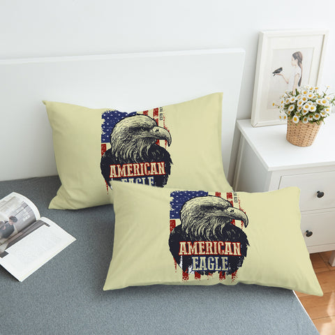 American Eagle SWZT1844 Pillowcase