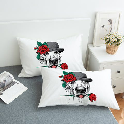 Image of Gentle Dog SWZT2530 Pillowcase