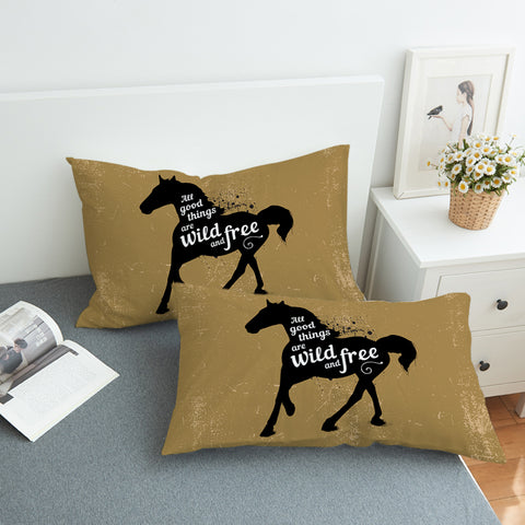 Image of Wild & Free SWZT2532 Pillowcase