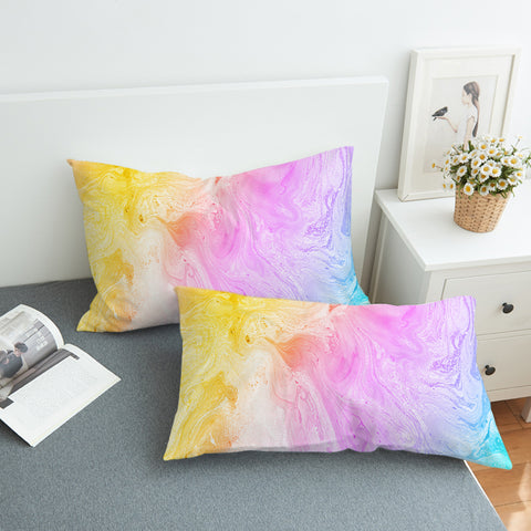 Image of Colorful Sand SWZT2533 Pillowcase