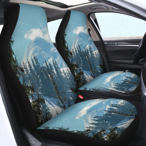 Snow Mountain SWQT2252 Car Seat Covers