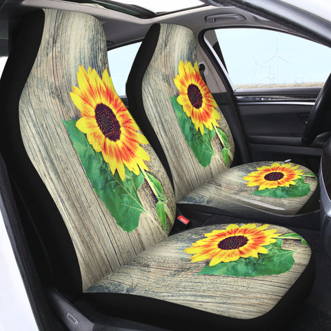 Sun Flower SWQT0828 Car Seat Covers
