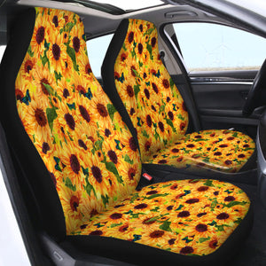 Sun Flower SWQT2034 Car Seat Covers
