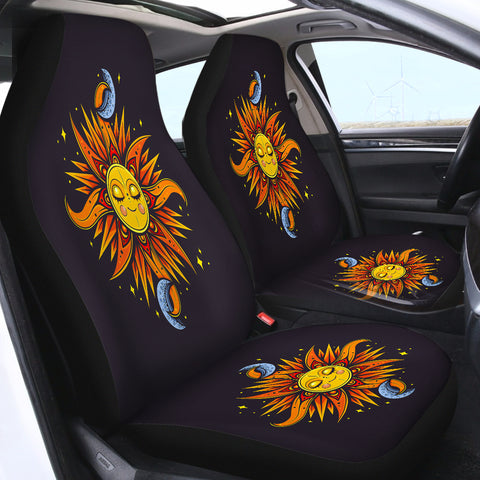 Image of Sun SWQT0635 Car Seat Covers
