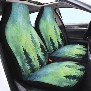 The Forest SWQT2421 Car Seat Covers