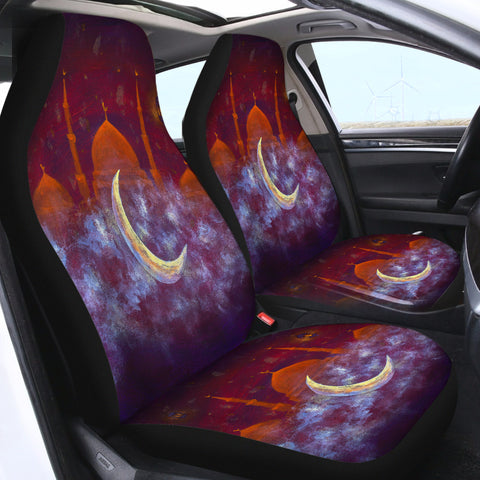 The Moon SWQT2423 Car Seat Covers