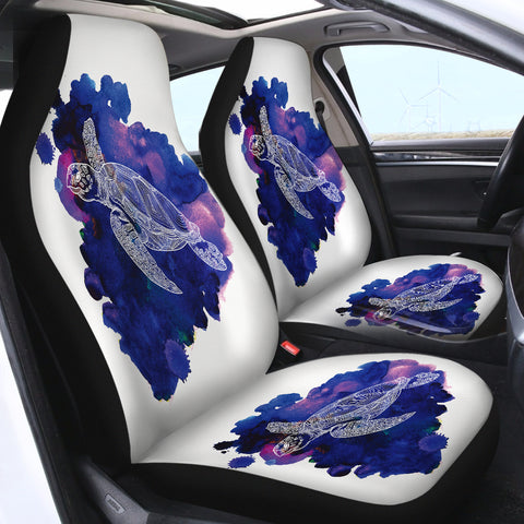 Image of The Original Sea Turtle SWQT0667 Car Seat Covers