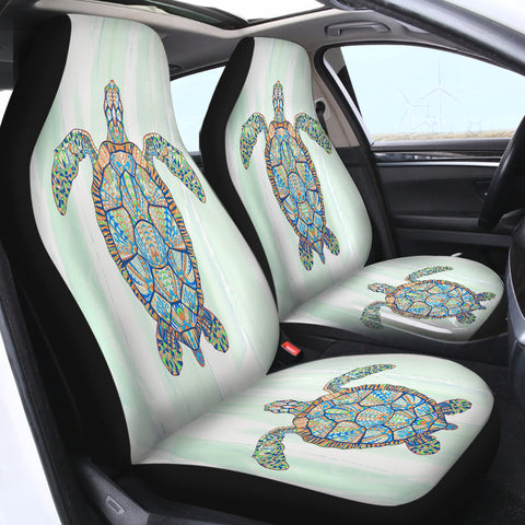 The Original Turtle SWQT0658 Car Seat Covers
