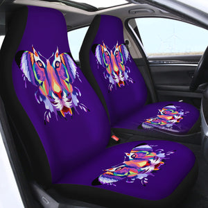 Tiger Face SWQT1910 Car Seat Covers