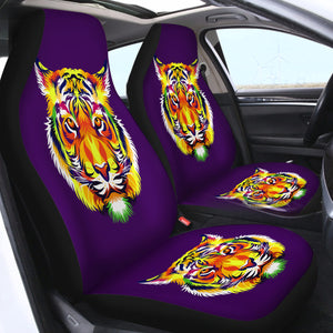 Tiger Face SWQT2049 Car Seat Covers
