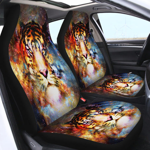 Tiger Face SWQT2069 Car Seat Covers