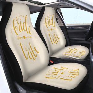 Bride Tribe SWQT2077 Car Seat Covers
