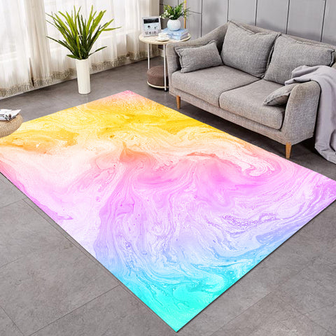 Image of Pastel Sandy Beach SW2533 Rug