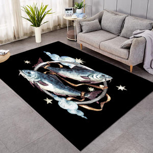 Pisces Illustrate SW1749 Rug