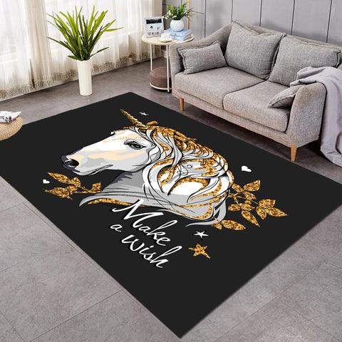 Image of Glided Unicorn SW2511 Rug