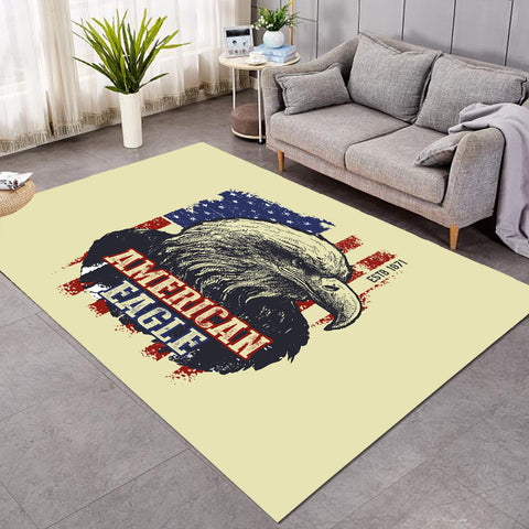 Image of America Eagle SW1844 Rug