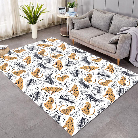 Feather & Cheetah SW2512 Rug